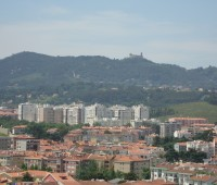 Апартаменты — дуплекс с панорамным видом на дворец Пена