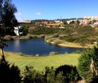 Квартира Т3 в кондоминиуме с бассейном и видом на поле для гольфа и озеро