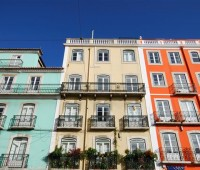 Лиссабон с 4000 туристических апартаментов