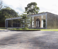 Комплекс из 2 домов на участке 1.680 м2 на острове Сан Мигел